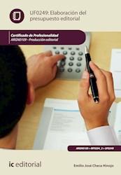 Libro Elaboracion Del Presupuesto Editorial. Argn0109 -