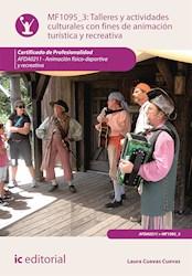 Libro Talleres Y Actividades Culturales Con Fines De Ani