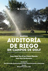 Libro Manual Auditoria De Riego En Campos De Golf