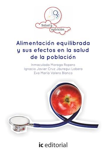 Papel Libros De Alimentación Equilibrada Y Sus Efectos En La Salud De La Población