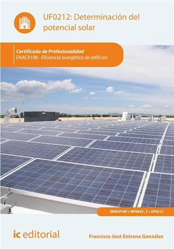 E-book Determinación Del Potencial Solar