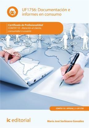 E-book Documentación E Informes En Consumo
