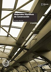 Libro Materiales Metalicos De Construccion