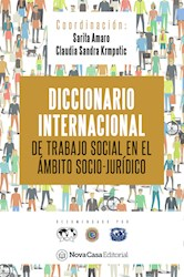 Libro Diccionario Internacional De Trabajo Social En El