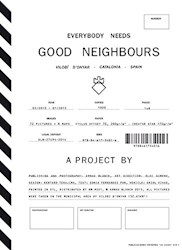 Libro Everybody Needs Good Neighbours