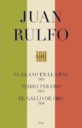 Libro Caja Conmemorativa Centenario : El Llano En Llamas ; Pedro Paramo