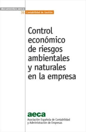 E-book Control Económico De Riesgos Ambientales Y Naturales En La Empresa