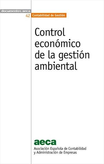E-book Control Económico De La Gestión Ambiental