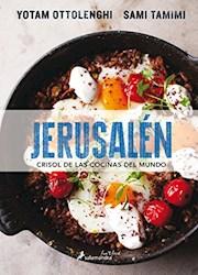 Papel Jerusalen Crisol De Las Cocinas Del Mundo