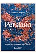 Papel PERSIANA RECETAS DE ORIENTE PROXIMO Y MAS ALLA (FUN FOOD) (CARTONE)