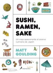 Libro Sushi , Ramen , Sake