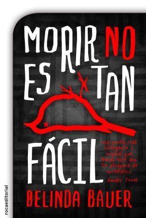 E-book Morir No Es Tan Fácil