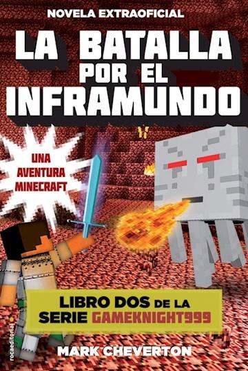 Papel Batalla Por El Inframundo, La - Minecraft 2