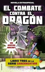 Libro Minecraft 3 Combate Contra El Dragon