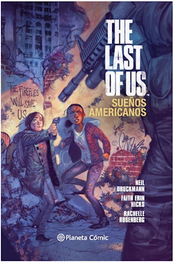 Papel The Last Of Us: Sueños Americanos
