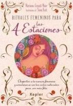 Libro Rituales Femeninos Para Las 4 Estaciones