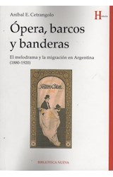 Papel OPERA, BARCOS Y BANDERAS