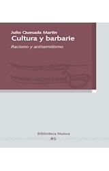 Papel CULTURA Y BARBARIE
