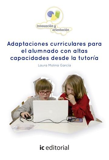Papel Adaptaciones Curriculares Para El Alumnado Con Altas Capacidades Desde La Tutoría