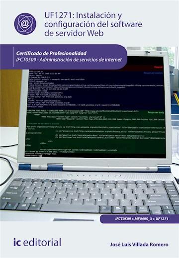 Papel Instalación Y Configuración Del Software De Servidor Web. Ifct0509 - Administración De Servicios De