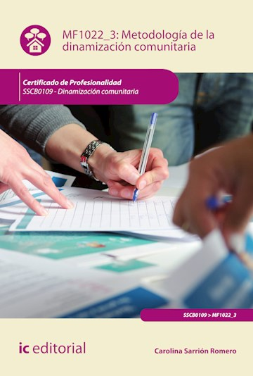 Papel Metodología De La Dinamización Comunitaria. Sscb0109 - Dinamización Comunitaria