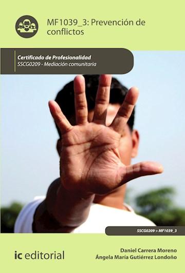 Papel Prevención De Conflictos. Sscg0209 - Mediación Comunitaria