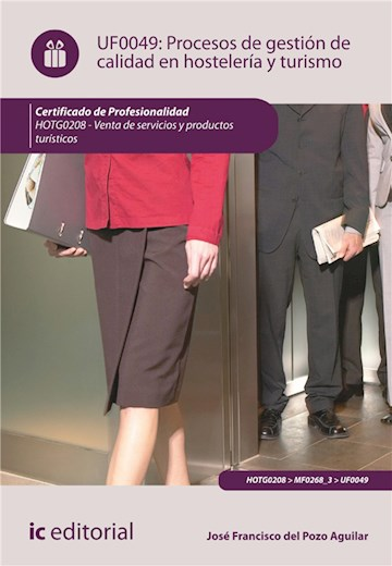 E-book Procesos De Gestión De Calidad En Hostelería Y Turismo. Hotg0208