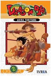 Papel Dragon Ball Vol 2 Reedicion