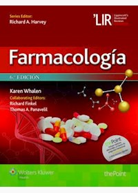 Papel Farmacología, Lir. Lippincott Illustrated Reviews Ed.6