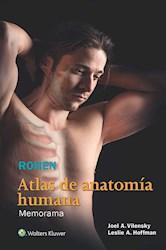 Papel Rohen. Atlas De Anatomía Humana, Memorama