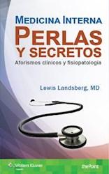 Papel Medicina Interna. Perlas Y Secretos, Aforismos Clínicos Y Fisiopatología