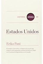 Papel HISTORIA MINIMA DE ESTADOS UNIDOS