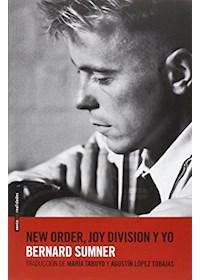 Papel New Order Joy Division Y Yo