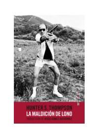 Papel La Maldicion De Lono