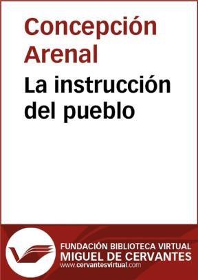 E-book La Instrucción Del Pueblo
