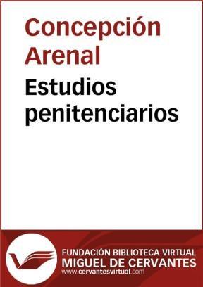 E-book Estudios Penitenciarios