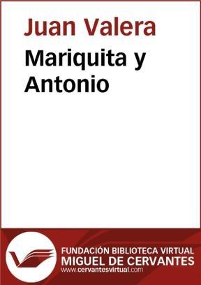E-book Mariquita Y Antonio