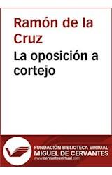E-book La oposición a cortejo