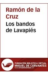 E-book Los bandos de Lavapiés