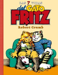 Papel Las 7 Vidas Del Gato Fritz (Rustica)