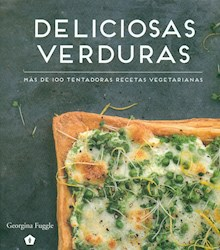 Libro Deliciosas Verduras