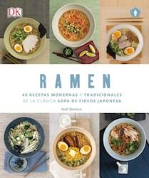 Libro Ramen , 40 Recetas Modernas Y Tradicionales