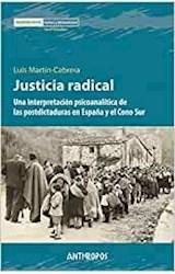 Papel JUSTICIA RADICAL