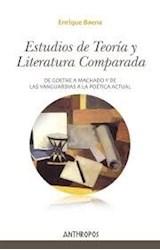 Papel Estudios De Teoría Y Literatura Comparada