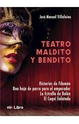 E-book Teatro maldito y bendito