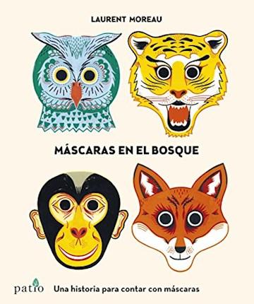 Papel Máscaras En El Bosque