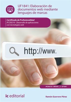 E-book Elaboración De Documentos Web Mediante Lenguajes De Marcas