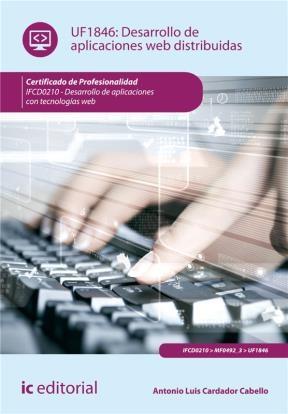 E-book Desarrollo De Aplicaciones Web Distribuidas