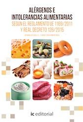 Libro Alergenos E Intolerancias Alimentarias Segun El