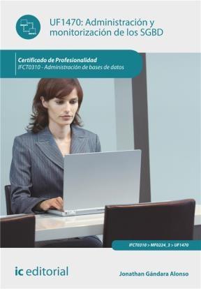 E-book Administración Y Monitorización De Los Sgbd